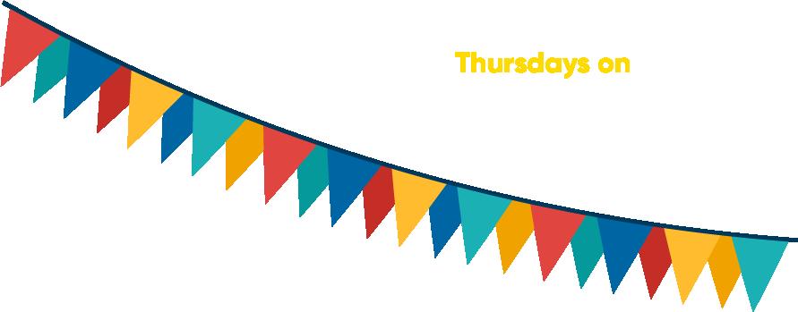 Thursdays on Zoom
